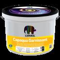 CAPAQUA GARNISSANT SATIN BLANC B1